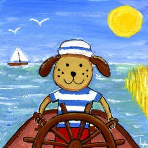 Studio LennArt - Boat Dog v2